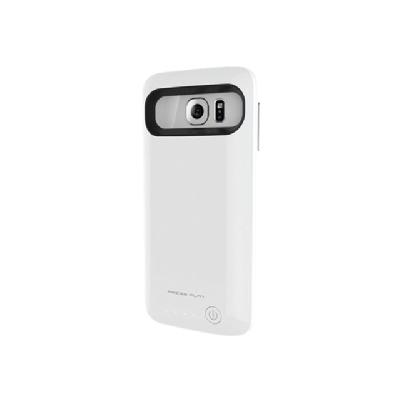 PRESS PLAY Surge - battery case for cell phone AXY S6-WHT