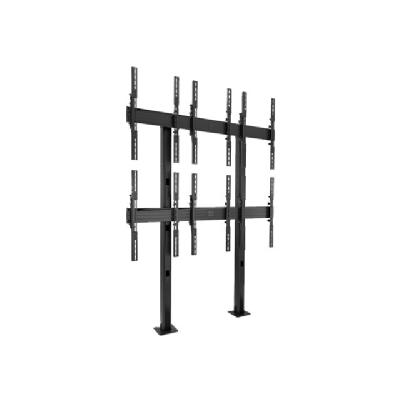 Chief Fusion LBM3X2UP 3 x 2 Portrait Micro-Adjustable Large Bolt-Down Freestanding Video Wall - mounting kit  MNT