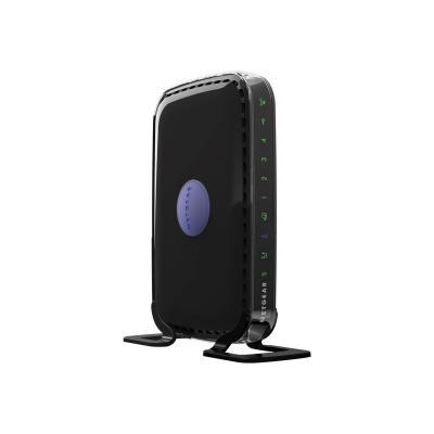 NETGEAR WNDR3400 - wireless router - 802.11a/b/g/n - desktop (North America)  WRLS