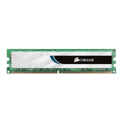 CORSAIR Value Select - DDR2 - 2 GB: 2 x 1 GB - DIMM 240-pin Unbuffered  CL4