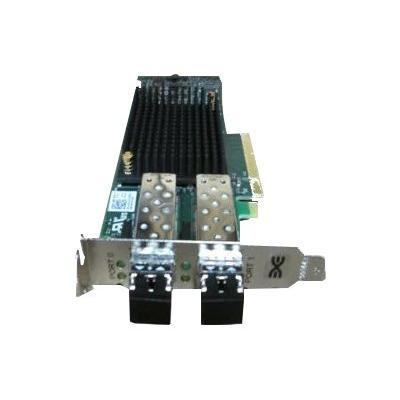 Emulex LPe31002-M6-D - host bus adapter - PCIe 3.0 x8 - 16Gb Fibre Channel x 2  CTLR