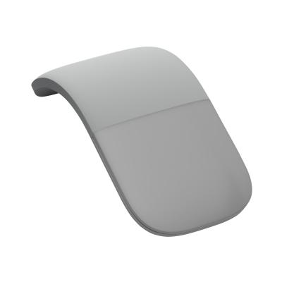 Microsoft Surface Arc Mouse - mouse - Bluetooth 4.1 - light gray reless Bluetooth Commercial Li ght Gray