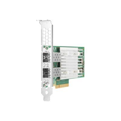 Intel E810-XXVDA2 - network adapter - PCIe 4.0 x8 - 25 Gigabit SFP28 x 2  CTLR