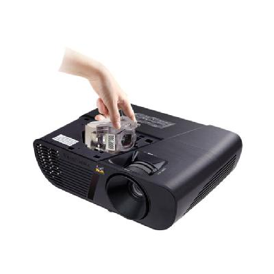 ViewSonic LightStream PJD5555W DLP projector - 3D (United States) 3200 LUMEN