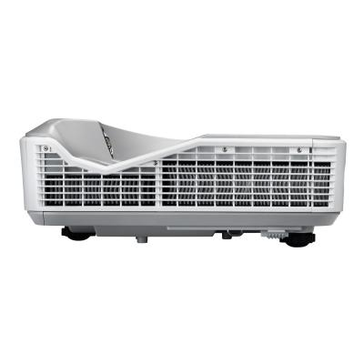 Optoma ZH400UST - DLP projector - ultra short-throw - 3D er  10 000:1 contrast  12.3 lb s  0.25 ultra short