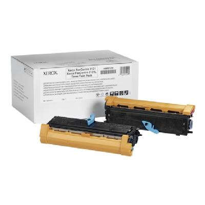 Xerox FaxCentre 2121 - 2-pack - black - original - toner cartridge (United States)  pages - FaxCentre 2121-Dual P ack