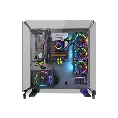 Thermaltake Core P5 - Tempered Glass Ti Edition - tower - ATX MOUNT/TG