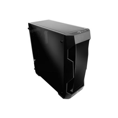 Antec Dark Fleet Series DF-500 - tower - ATX h RGB control