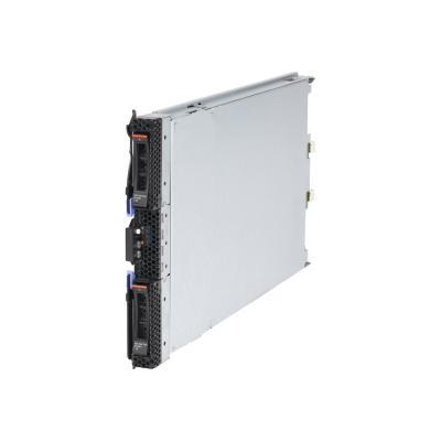 Lenovo BladeCenter HS23 - blade - Xeon E5-2630V2 2.6 GHz - 8 GB - no HDD (Language: English) Hz 15MB 1600MHz 80W 94Y5263 1x  8GB 1600MHz LSI SAS