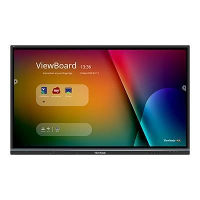"ViewSonic ViewBoard IFP5550 Interactive Flat Panel 55"" LED display - 4K  ULTRA HD"