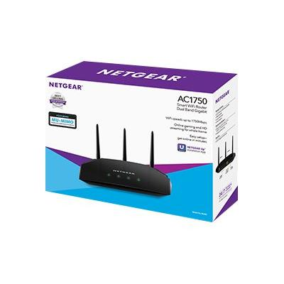 NETGEAR R6350 - wireless router - 802.11a/b/g/n/ac - desktop  WRLS