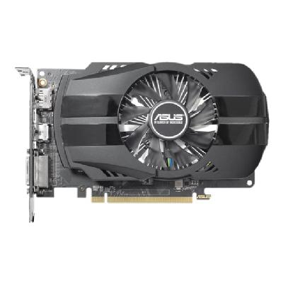 ASUS PH-RX550-4G-M7 - graphics card - Radeon RX 550 - 4 GB 50 OpenGL4.5 GDDR5 4GB 1071 MH z 7000 MHz(1750 MHz
