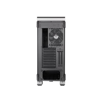 Thermaltake A500 Aluminum TG - Tempered Glass Edition - mini tower - ATX Tempered Glassx2/Standard 120m m Fanx3