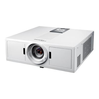 Optoma ZW500T - DLP projector - 3D - LAN  LUMENS