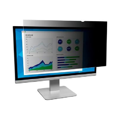 "3M Privacy Filter for 21.6"" Widescreen Monitor (16:10) - display privacy filter - 21.6"" wide Widescreen Desktop LCD Monitor s"