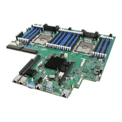 Intel Server System R2208WF0ZSR - rack-mountable - no CPU - 0 GB RSYST
