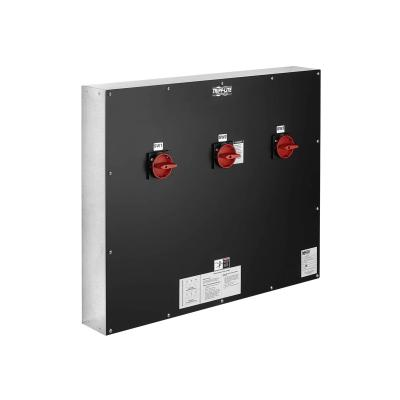 Tripp Lite UPS Maintenance Bypass Panel for Tripp Lite SV100KL and SV120KL 3-Phase UPS Systems - 3 Breakers - bypass switch  CPNT