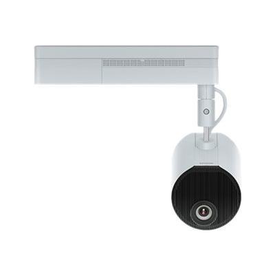 Epson LightScene EV-100 - 3LCD projector - 802.11n wireless / LAN ng 3LCD Laser Projector  White