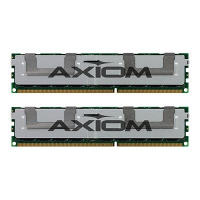 Axiom AX - DDR3L - 16 GB: 2 x 8 GB - DIMM 240-pin - registered ge ECC RDIMM Kit (2 x 8GB) for  IBM - EM16