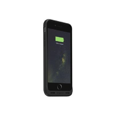 mophie Juice Pack wireless & charging base - battery case for cell phone harging base for iPhone 6 BLK- incl micro USB cable
