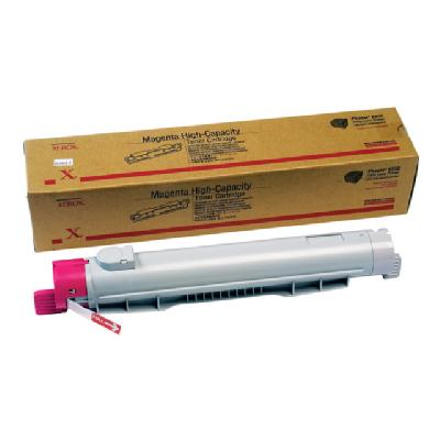 Xerox Phaser 6250 - High Capacity - magenta - original - toner cartridge 000 Pages - Phaser 6250  5% coverage