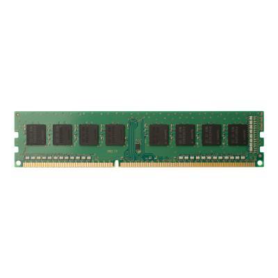 HP - DDR4 - 4 GB - DIMM 288-pin - unbuffered RAM.