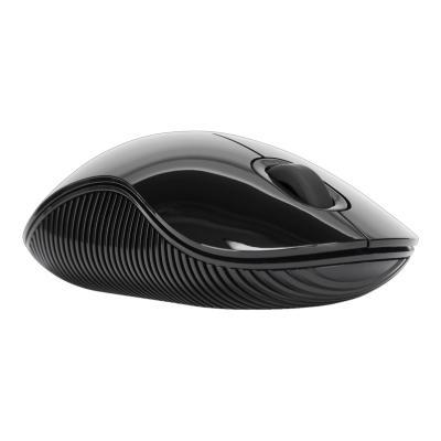 Targus - mouse - 2.4 GHz - gray, black (Canada)  WRLS