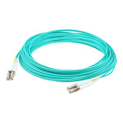 AddOn 9m LC OM4 Aqua Patch Cable - patch cable - 9 m - aqua  CABL