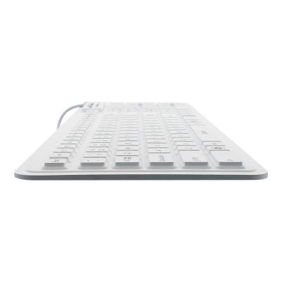Seal Shield Seal Glow Waterproof - keyboard - white WATERPROOF - KEYBOARD  WHITE USB WIRED  US ENGLISH