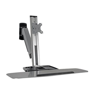 Tripp Lite WorkWise Wall-Mounted Workstation, Single Display - mounting kit - for LCD display / keyboard / mouse  DESK