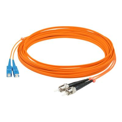 AddOn 3m SC to ST OM1 Orange Patch Cable - patch cable - 3 m  CABL