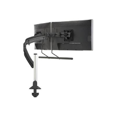 Chief Kontour Series K1C22HB - mounting kit - for 2 LCD displays - TAA Compliant -ARRAY BLK