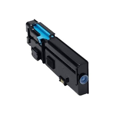 Dell - cyan - original - toner cartridge