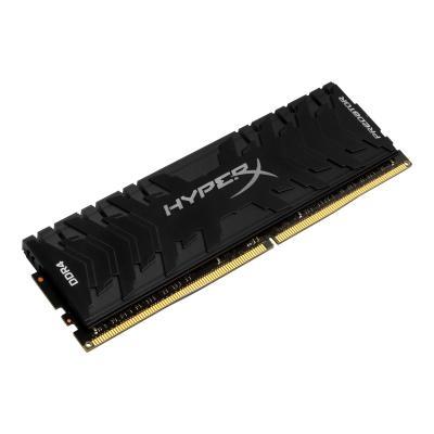 HyperX Predator - DDR4 - module - 8 GB - DIMM 288-pin - 3600 MHz / PC4-28800 - unbuffered  MEM