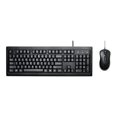 Kensington Keyboard for Life - Keyboard and Mouse Set, Black (72436) DESKTOP KEYBOARD AND MOUSE SPILL PROOF KEYBOARD