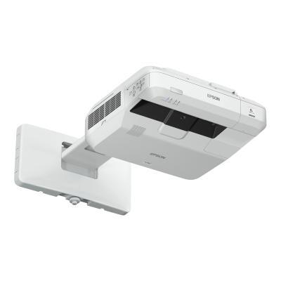 Epson PowerLite 700U - 3LCD projector - ultra short-throw - LAN row Laser Projector  WUXGA  3L CD
