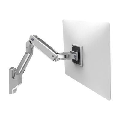Ergotron HX Wall Mount Monitor Arm - mounting kit LUMINUM