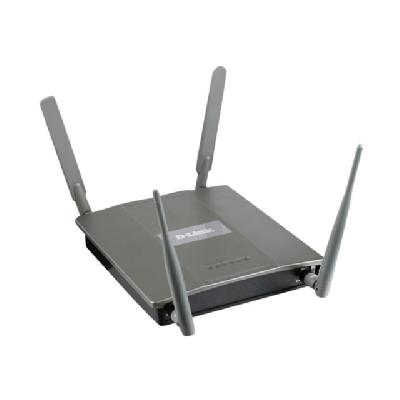 D-Link Wireless N Unified 802.11n Dualband Access Point DWL-8600AP - wireless access point MU DUAL BAND 11N