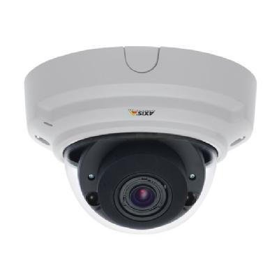 AXIS P3364-LV 6mm - network surveillance camera night fixed dome in a discreet   vandal-resistant i