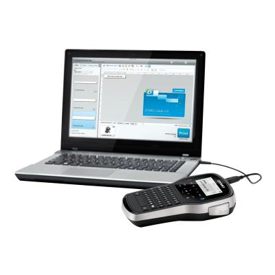 DYMO LabelMANAGER 280 - labelmaker - B/W - thermal transfer