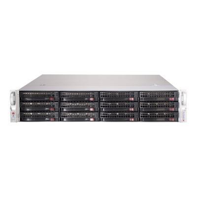 Supermicro SC826 BE2C-R741JBOD - rack-mountable - 2U  RM