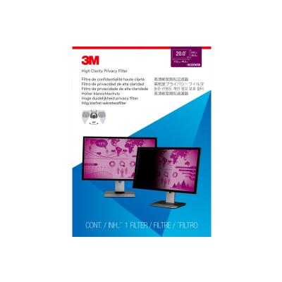 "3M High Clarity Privacy Filter display privacy filter - 20"" wide RACCS"