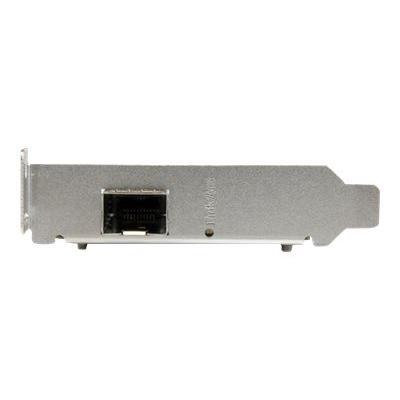 StarTech.com 10Gb SFP+ Network Card - PCIe 10 Gigabit Ethernet Fiber Network Card w/ Open SFP+ - PCIe x4 10Gb NIC SFP+ Card (PEX10000SFP) - network adapter - PCIe 2.0 x4  using the 10Gb SFP+ transceiv er of your choice