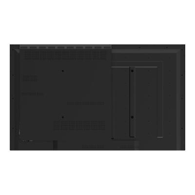 "ViewSonic ViewBoard IFP6550 65"" Class (65"" viewable) LED display - 4K HD Interactive Flat Panel  384 0 x 2160  20-point M"