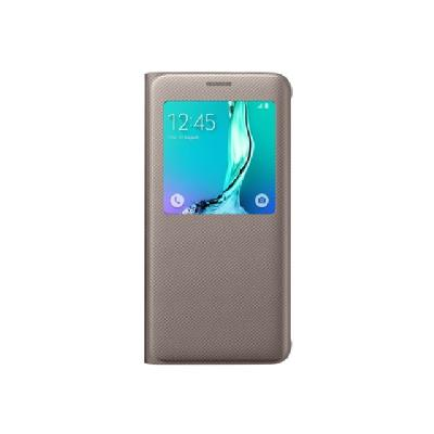 Samsung S View Cover EF-CG928 flip cover for cell phone  CASE