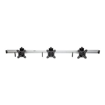 "Tripp Lite Triple Flat-Panel Rail Wall Mount for TVs Monitor 10-15"" Display - wall mount (low profile)  MNT"