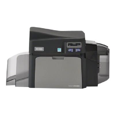 Fargo DTC 4250e - plastic card printer - color - dye sublimation/thermal resin