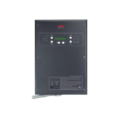 APC Universal Transfer Switch 10-Circuit - bypass switch T 120/240V