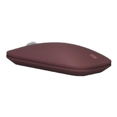 Microsoft Surface Mobile Mouse - mouse - Bluetooth 4.2 - burgundy  EN/XD/XX Hdwr BURGUNDY