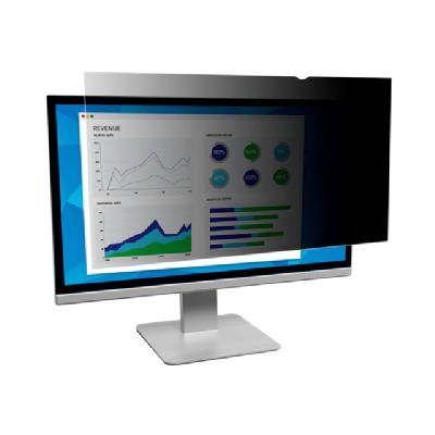 "3M Privacy Filter for 27"" Widescreen Monitor - display privacy filter - 27"" wide  Widescreen Desktop LCD Monito r 27.0in"